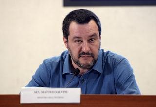 """Matteo Salvini scrive a ministro Grillo: """"Decreto per far entrare a scuola bimbi non vaccinati"""""""