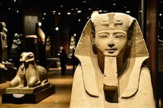 Tutti pazzi per l'Egitto, così a Torino rivive l'antica civiltà dei Faraoni