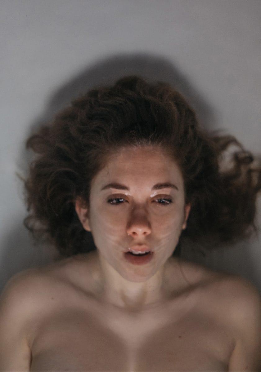 """Ritratto di Claudia (Foto tratta da """"Naiade"""")"""