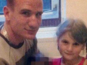 Shannon e il padre (dal Daily Mirror).