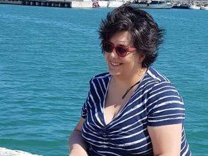 Stefania Tamburrini, 41 anni (Facebook).