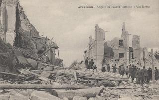 Avezzano, il terremoto dimenticato che fece oltre 30 mila morti