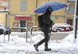 Meteo, riecco l'inverno con le temperature polari: le città a rischio neve