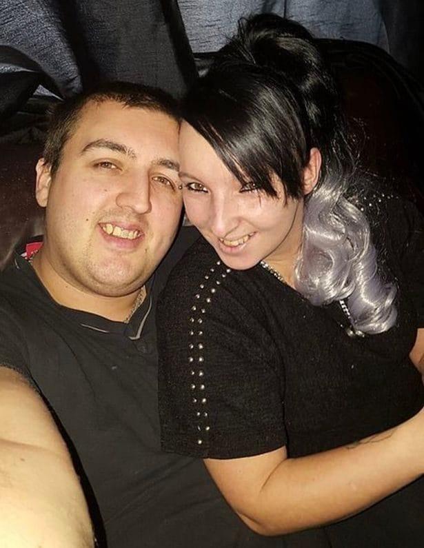 Chris Moulton e Natalie Unitt