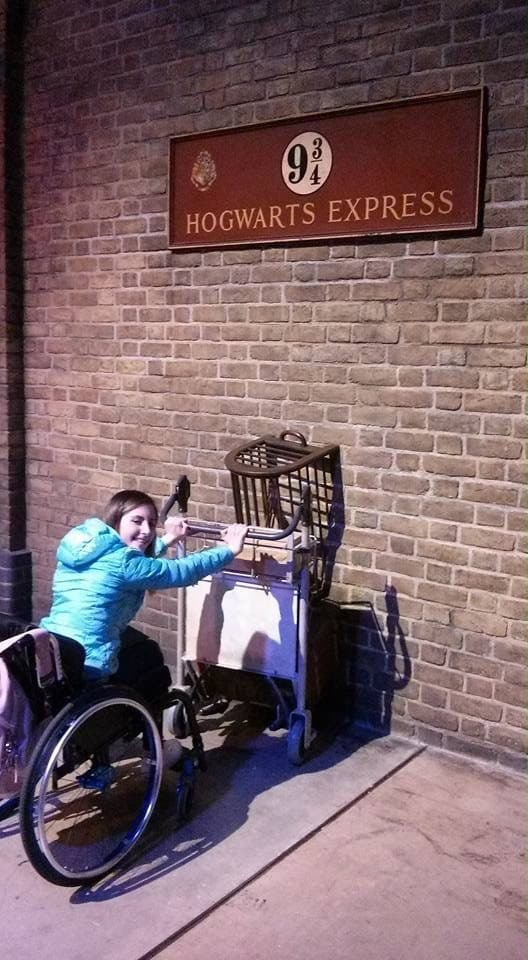 Londra, binario 9 e 3/4: direzione Hogwarts!