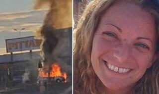 Vercelli, sperona auto della ex e dà fuoco alla vettura con lei dentro: Simona è grave