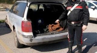 Taranto, caporali nascondevano i braccianti nel bagagliaio dell'auto