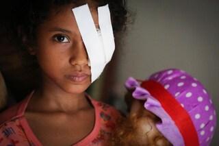 Diecimila bambini uccisi o mutilati in un anno, il prezzo delle guerre (con armi anche italiane)