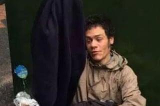 """""""Non ce la faccio più"""", le lacrime di un senzatetto prima di morire dal gelo in strada"""