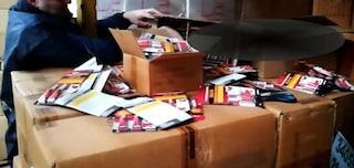 Sostanze cancerogene nella colla: sequestrate 700mila confezioni in tutta Italia