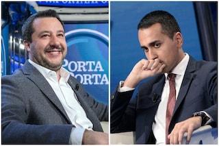Sondaggi elettorali, nuovo record per la Lega: Salvini sfiora il 39%, M5s crolla sotto il 15%
