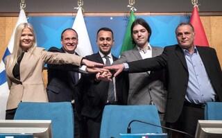 Gli alleati in Ue del M5s: partiti di destra, sinistra, inesistenti o con lo zero virgola
