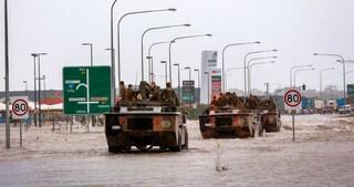 Australia, inondazioni record: paura per coccodrilli e serpenti nelle strade allagate
