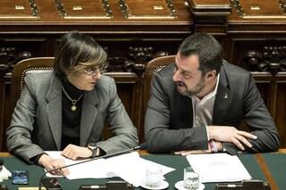 """Caso Diciotti, Giulia Bongiorno: """"Ho detto io a Matteo Salvini di sfruttare l'immunità"""""""