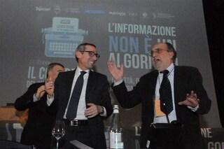 Giornalisti, Giuseppe Giulietti e Raffaele Lorusso rieletti presidente e segretario della Fnsi