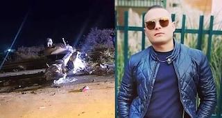 Ragusa, l'auto si spezza in due dopo l'incidente contro il tir: morto Michele Colombo