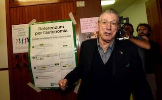 Condizioni di Umberto Bossi restano gravi, ma non è in pericolo di vita