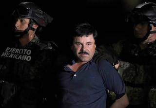 """""""El Chapo drogava e violentava 13enni, le chiamava vitamine"""", l'accusa al boss della droga"""