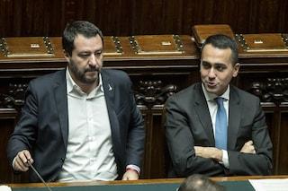 """Luigi Di Maio risponde a Matteo Salvini: """"So da che parte stare, 25 aprile festeggio i partigiani"""""""