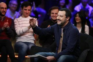 """Matteo Salvini avvisa M5S: """"Se mi danno del 'rompicoglioni' e insultano le cose si complicano"""""""