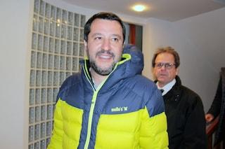"""Diciotti, Matteo Salvini: """"Non sono un sequestratore, meriterei una medaglia"""""""