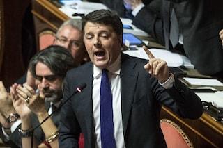 """Abruzzo, Matteo Renzi: """"Quella di Grillo su 700.000€ non è battuta, è loro modello di democrazia"""""""
