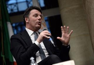 """Diciotti, Renzi: """"Se M5S vota contro autorizzazione a procedere lo fa per salvare le poltrone"""""""