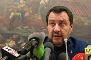 """Matteo Salvini: """"Mi dicono di far saltare il governo, ma ho dato la mia parola e non cambio idea"""""""