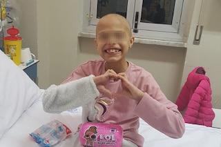 """Maya a 10 anni ha un tumore sotto lo stomaco, per lei si mobilitano i vip: """"Aiutiamola"""""""