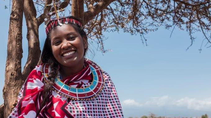 Nice, la giovane keniota impegnata contro le mutilazioni genitali femminili (Giulio Paletta)