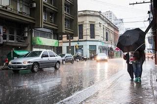 Meteo, la settimana inizia col maltempo: pioggia al sud. E da venerdì arriva il freddo polare