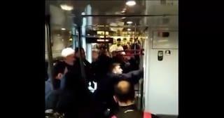 """La polizia francese usa spray urticante per controllare i migranti sui treni: """"Urla disumane"""""""