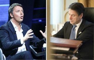 """Renzi replica a Conte: """"Non siamo contro il governo, ma contro l'aumento delle tasse"""""""