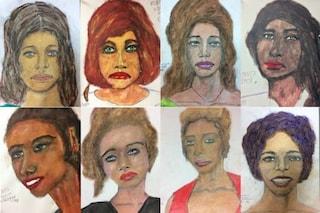 """Il serial killer che disegna le vittime: """"Ho ucciso 93 donne"""". Fbi: """"Aiutateci a identificarle"""""""