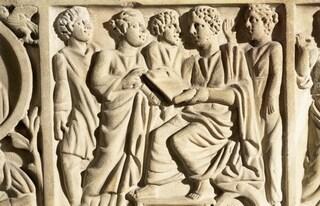 Gli antichi romani e la scuola: niente voti né pagelle, e un odio profondo per la matematica