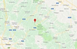 Terremoto, due scosse avvertite tra Toscana e Romagna: la più forte di magnitudo 3.3