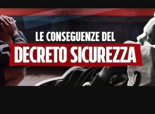 Effetto decreto Salvini sui migranti: aumentano gli irregolari, saranno 670mila entro il 2020