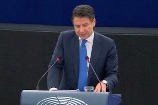"""Conte: """"L'Europa non è riuscita a diventare un popolo, ora dobbiamo ascoltare i cittadini"""""""