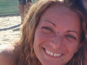 Simona Rocca, 40 anni (Facebook).