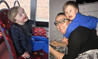 """Bimbo di 4 anni insultato da un'anziana sul bus: """"Mamma mia, ha la sindrome di down"""""""