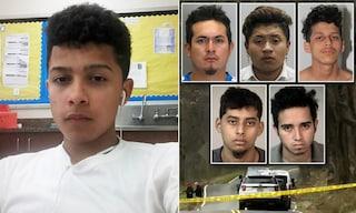 Vuole lasciare la gang criminale, gli altri membri lo uccidono con 100 coltellate e poi lo bruciano