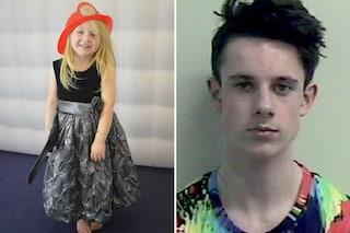 Omicidio Alesha MacPhail, pena ridotta al killer 16enne: ha violentato e ucciso la bambina