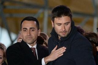 """Alessandro Di Battista elogia Luigi Di Maio: """"Grazie a lui abbiamo le leggi che sognavamo"""""""
