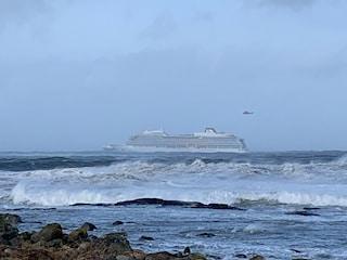 """""""È stato terrificante"""", il racconto della passeggera della nave da crociera in avaria Viking Sky"""