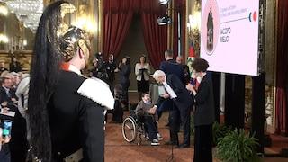 Iacopo Melio Cavaliere della Repubblica, ha trasformato la sua disabilità in una missione
