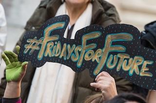 Fridays for Future, giovani in piazza in tutto il mondo per lo sciopero globale del clima