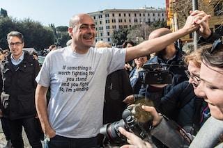 Primarie Pd, Nicola Zingaretti è il nuovo segretario del Partito Democratico