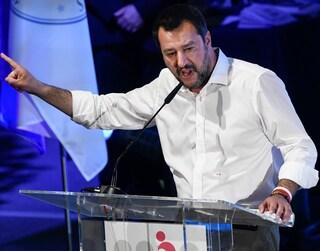 """Castrazione chimica, Salvini: """"Uno stupratore non va solo incarcerato, va curato. Andremo avanti"""""""