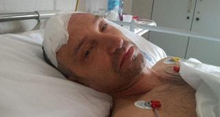 """La lotta di Alessandro contro il tumore al cervello: """"Solo in Germania possono salvarmi"""""""