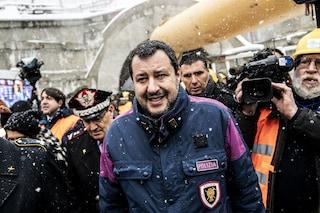 """Tav, verso la crisi di governo. Salvini: """"Io irresponsabile? Sono coerente, Lega non la blocca"""""""